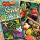Farmers' Almanac Garden Recipes - 2015 Calendar Calendars