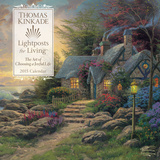 Thomas Kinkade Lightposts for Living - 2015 Calendar Calendars
