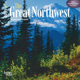 The Great Northwest - 2015 Mini Calendar Calendars