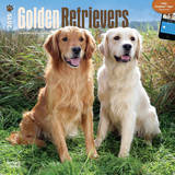 Golden Retrievers - 2015 Calendar Calendars