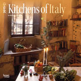 Kitchens of Italy - 2015 Calendar Calendars