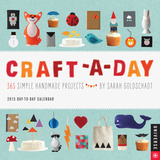 Craft-a-Day - 2015 Day-to-Day Calendar Calendars