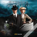 Murdoch Mysteries - 2015 Calendar Calendars