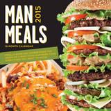 Man Meals - 2015 Calendar Calendars