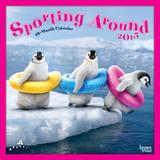 Sporting Around - 2015 Calendar Calendars