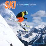 Ski - 2015 Mini Calendar Calendars