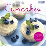 Cupcakes with Recipes - 2015 Calendar Calendars