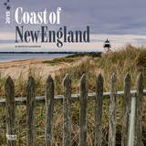 Coast of New England - 2015 Calendar Calendars