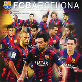 FC Barcelona - 2015 Calendar Calendars