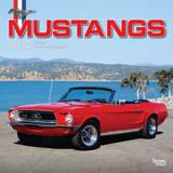 Mustangs - 2015 Calendar Calendars