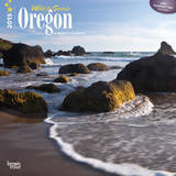 Oregon, Wild & Scenic - 2015 Calendar Calendars