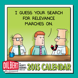 Dilbert - 2015 Mini Calendar Calendars