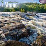 Maine, Wild & Scenic - 2015 Calendar Calendars