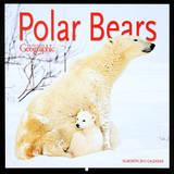 Polar Bears (Can Geo) - 2015 Calendar Calendars