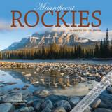 Magnificent Rockies - 2015 Mini Calendar Calendars