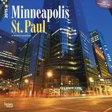 Minneapolis - St. Paul - 2015 Calendar Calendars