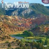 New Mexico, Wild & Scenic - 2015 Calendar Calendars