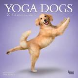 Yoga Dogs - 2015 Calendar Calendriers