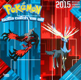 Pokemon - 2015 Calendar Calendars