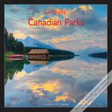 Canadian Geographic Parks - 2015 Calendar Calendars