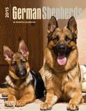 German Shepherds - 2015 Engagement Calendar Calendars