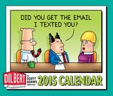 Dilbert - 2015 Day-to-Day Calendar Calendars