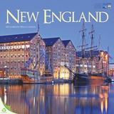New England - 2015 Calendar Calendars