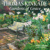 Thomas Kinkade Gardens of Grace with Scripture - 2015 Calendar Calendars