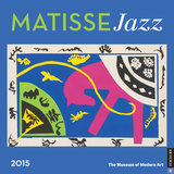Matisse Jazz - 2015 Calendar Calendars