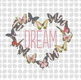Butterfly Dream Posters by Bella Dos Santos