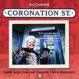 Coronation Street - 2015 Mini Calendar Calendars