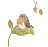 Storybook Robin Art par  Ling's Workshop