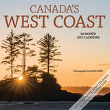 Canada's West Coast - 2015 Mini Calendar Calendars