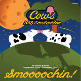 Cows - 2015 Mini Calendar Calendars