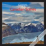 Can Geo - Canadian Scenes - 2015 Mini Calendar Calendars