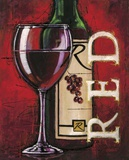 Red Wine Tasting Prints by Bruce Langston
