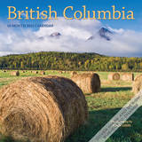 British Columbia - 2015 Mini Calendar Calendars