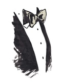 Black Tie Prints by  Sunflowerman