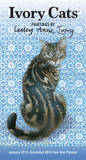 Ivory Cats-Paintings by Lesley Anne Ivory - 2015 Pocket Planner Calendars