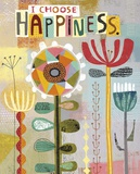 Happiness Flowers Prints by Richard Faust