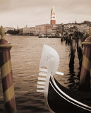 Grand Canal Gondola Prints by Michael Greenwood