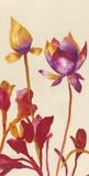 Happy Garden Panel 2 Prints by Colleen Sarah