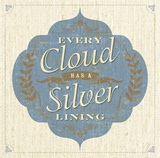 Silver Lining Prints by  Trishpix