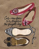 Cute new Shoes Posters by Maret Hensick