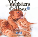 Whiskers & Paws - 2015 Calendar Calendars