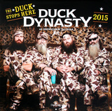 Duck Dynasty - 2015 Calendar - Inspirational Calendars