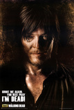 The Walking Dead Daryl - Shoot Me Again Print