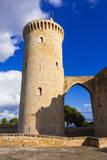 Bellver Castle, Palma de Mallorca, Majorca, Balearic Islands, Spain. Photographic Print by Nico Tondini