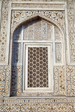 Agra, India. Geometric Window Design at the tomb of Itimad-ud-Dawlah. Photographic Print by Charles Cecil
