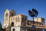 San Vicente Basilica facade at Avila, Castilla y Leon Region, Spain. Photographic Print by Julie Eggers